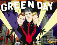 Green Day – Heart Like A Hand Grenade