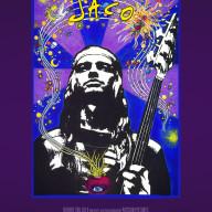 Jaco Pastorius poster image