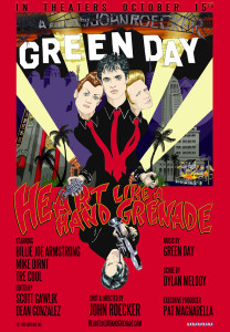 Green Day Movie Poster JPG